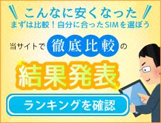 格安SIMランキング